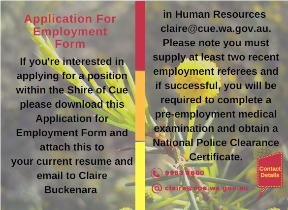 Cropped PDF Application for Employment