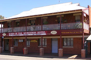 Queen of the Murchison - Accomodation in Cue WA