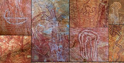 Aboriginal Art – Walga Rock